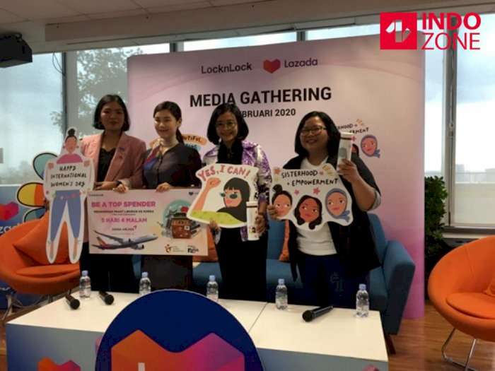 Serunya Kampanye Sisterhood Empowerment Lewat Karya