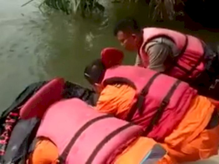 Sempat Hilang, Pemuda Hanyut di Sungai Asahan Telah Ditemukan