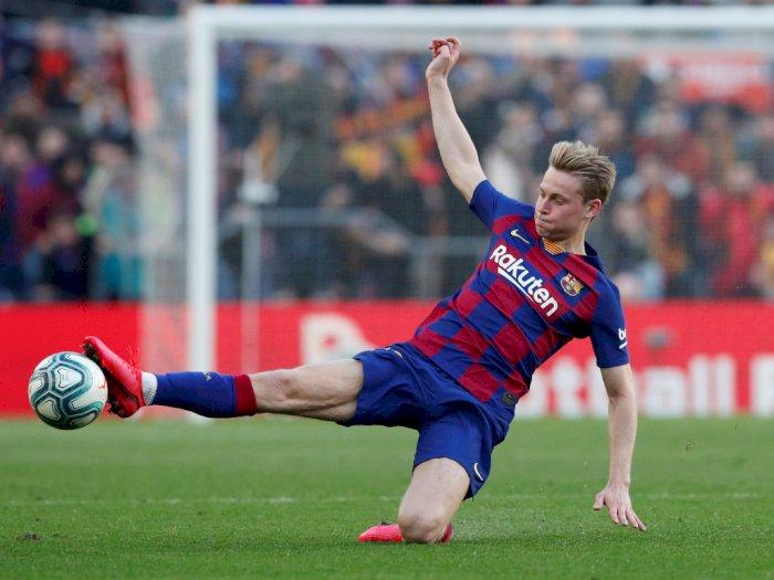 De Jong Harusnya ke Juventus Ketimbang Barcelona