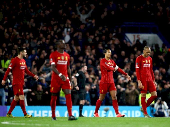 Kalah Lagi, Ada Apa dengan Liverpool?