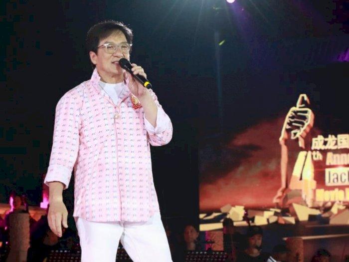 Aktor Jackie Chan akan Beri Rp1,9 M Buat Penemu Vaksin Virus Corona