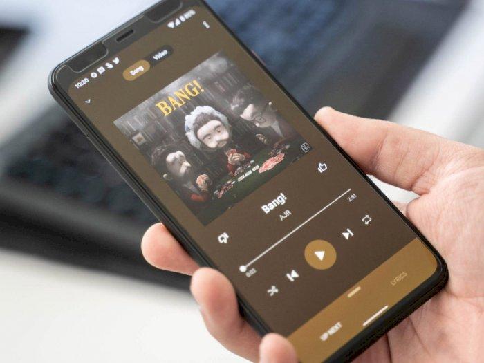YouTube Music Punya Tampilan UI Baru dan Hadirkan Fitur Lirik Lagu