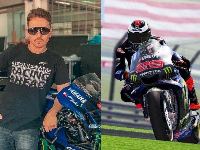 Lorenzo Kembali Turun di MotoGP Sebagai Pebalap Wildcard