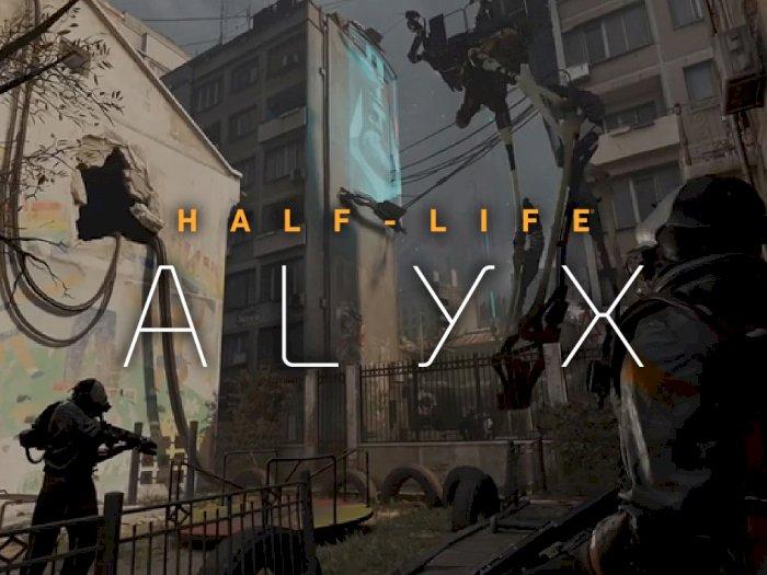 Valve: Half-Life Alyx Tak akan Jadi Seri Terakhir dari Game Half-Life