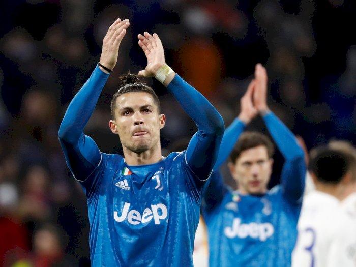 Puji Ronaldo, Sarri: Tak Ada yang Bisa Menggantikannya