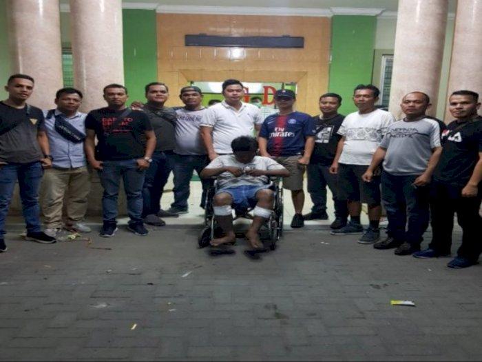 Beraksi 19 Kali, Pelaku Curanmor Ini Dihadiahi Timah Panas oleh Polisi