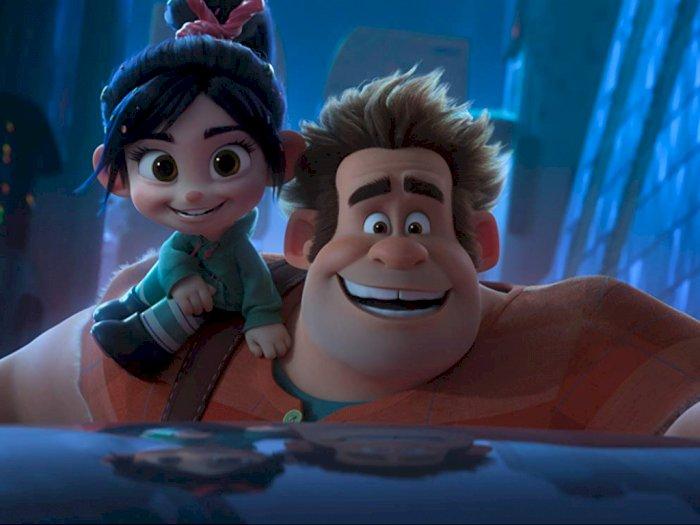 Sinopsis Dan Trailer Film Ralph Breaks The Internet 2018 Indozone Id