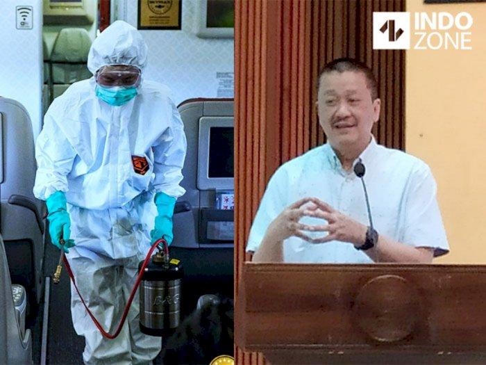 Dirut Garuda Indonesia: Kami Rugi karena Virus Corona!