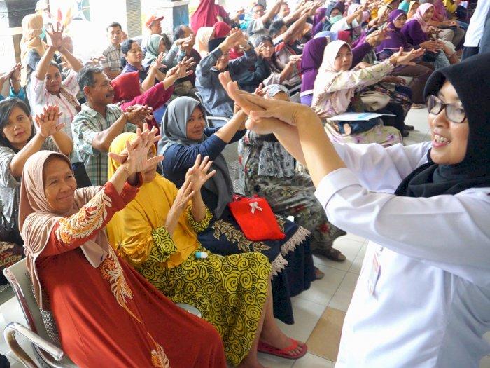 Plt Gubernur Kepri Imbau Warga Jalani Hidup Sehat