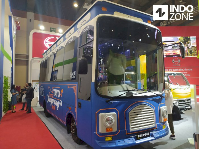 Perkenalkan TAYO, Bus Klasik Milik Pemerintah Kota Tangerang