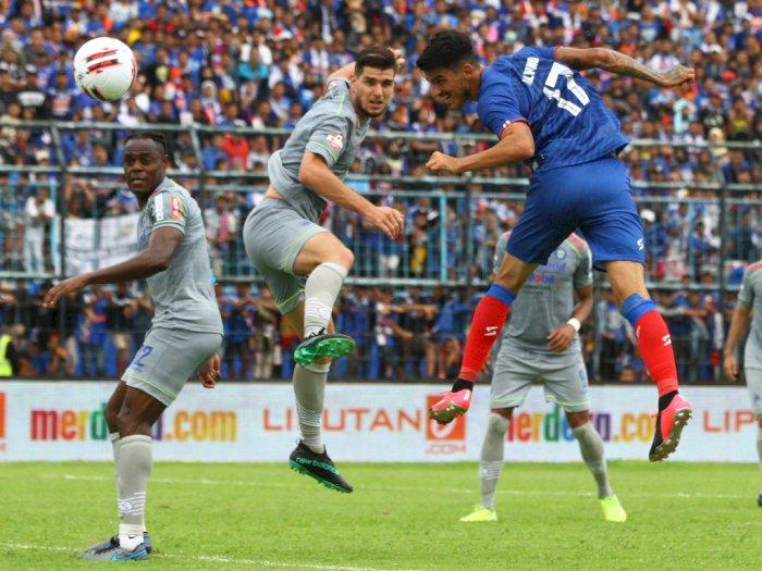 Persib Bandung Belum Terbendung di Liga 1
