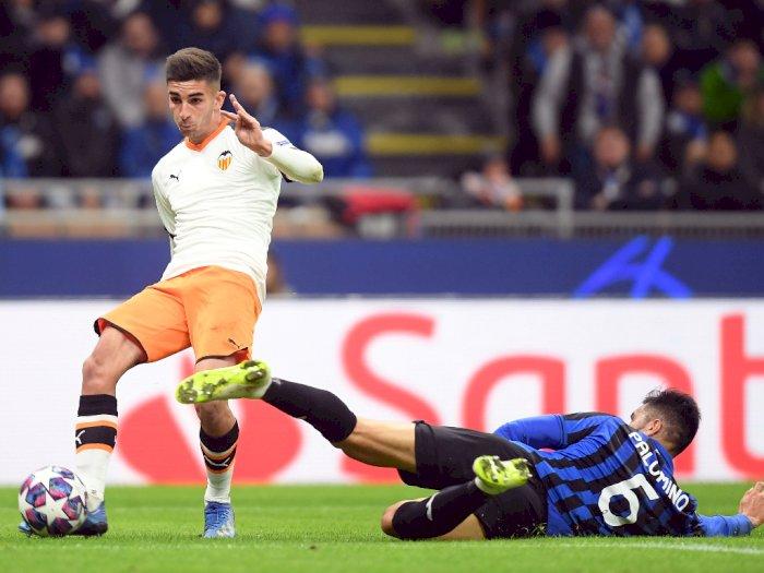 Live Streaming Liga Champions: Valencia Vs Atalanta
