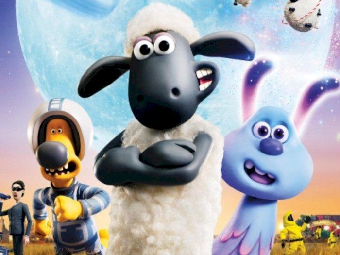 "Sinopsis dan Trailer ""A Shaun the Sheep Movie: Farmageddon -  2019"""