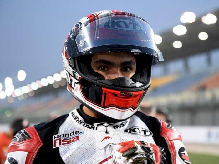 Plus Minus Andi Gilang Usai Gelaran Moto2 Qatar