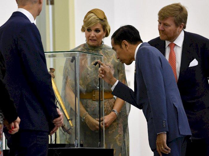 Melalui Proses Riset, Menlu Pastikan Keris Pangeran Diponegoro Asli
