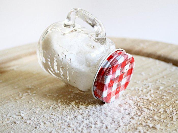 Jadikan Garam Sebagai Antiseptik Alami, Berikut Ini Fungsinya