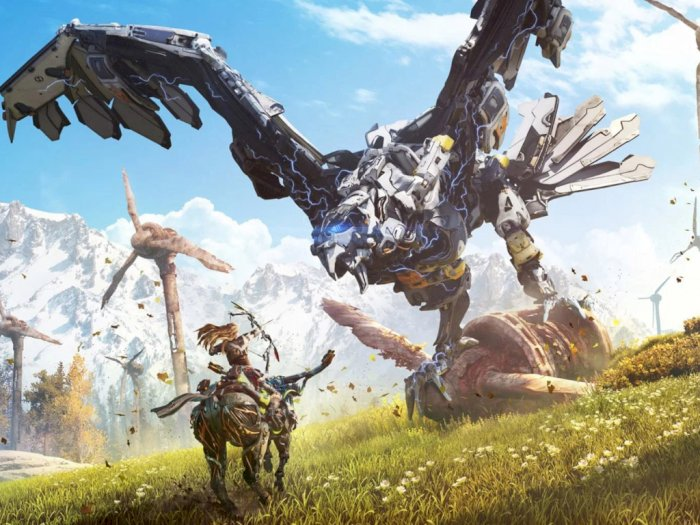 Akhirnya! Horizon Zero Dawn Dipastikan Rilis untuk PC Via Steam