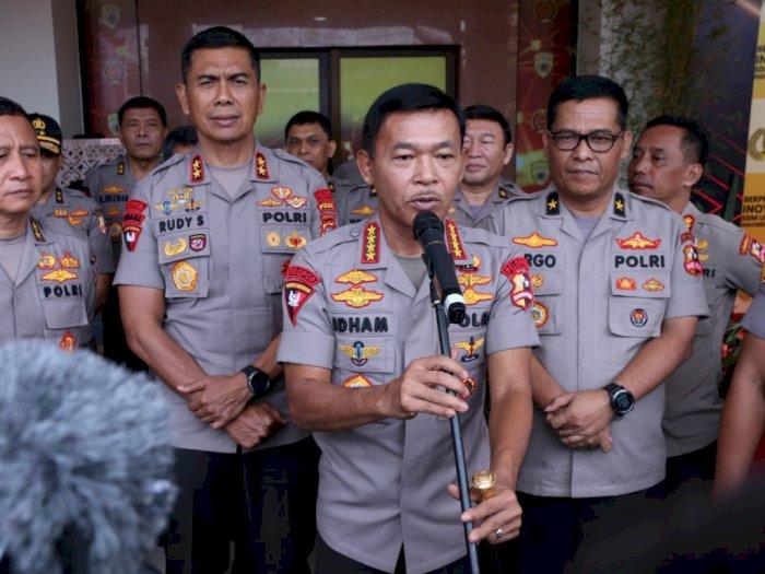 Kapolri Ancam Pecat Panitia Penerimaan Anggota Polri yang Terima Suap