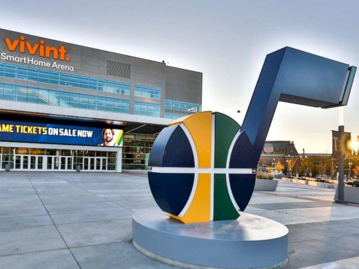 Pemainnya Positif Virus Corona, Berikut Pernyataan Resmi Utah Jazz