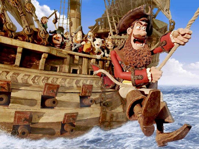 "Sinopsis dan Trailer Film ""The Pirates! Band of Misfits - 2012"""