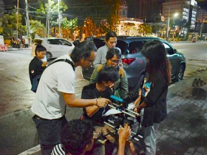 Parah! Syuting Film 'A Thousand Midnights in Kesawan' Diganggu Preman