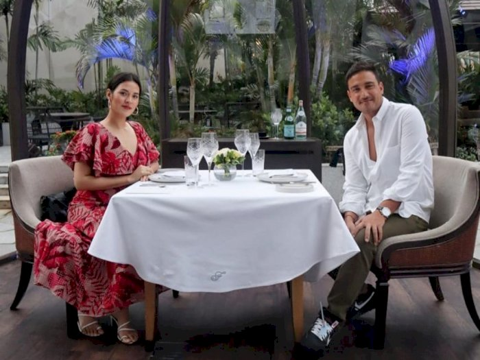 Hamish Daud Ulang Tahun, Intip Momen Dinner Romantisnya Bareng Raisa