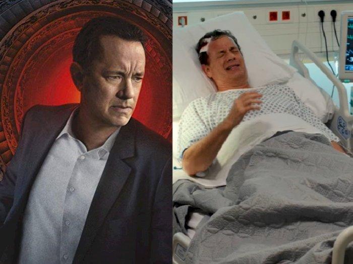 Kalahkan Virus di Film, Netizen: Tom Hanks Bisa Taklukkan Virus Corona