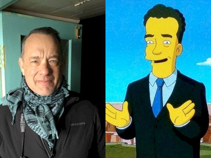 The Simpsons Ternyata Sudah Prediksi Tom Hanks Positif Virus Corona