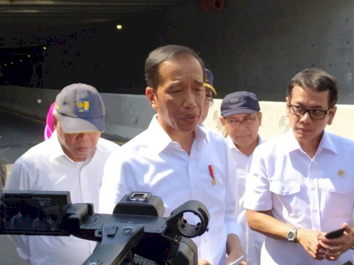 Terkait 696 WNI Ikut Tabligh Akbar di Malaysia, Jokowi Beri Tanggapan