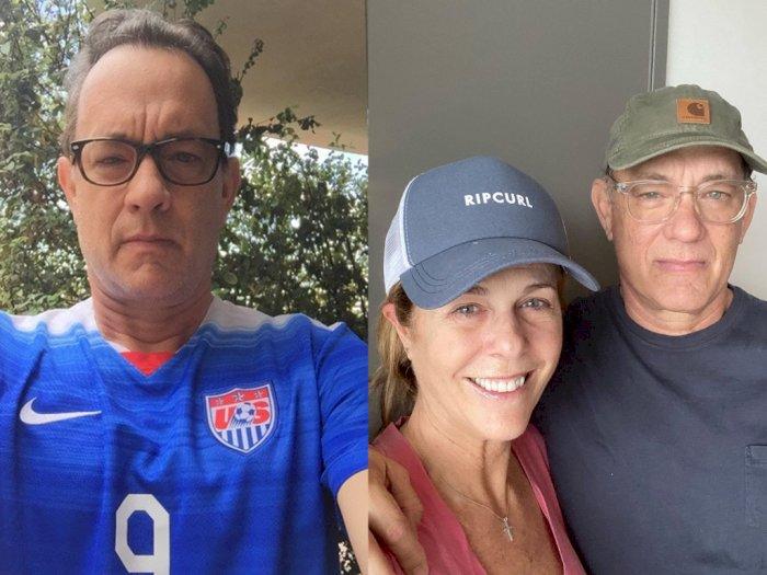 Aktor Tom Hanks Dikabarkan Meninggal, Benarkah?