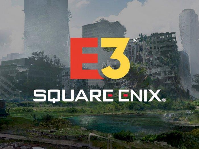 E3 Batal, Square Enix Cari Cara Lain untuk Umumkan Game Barunya