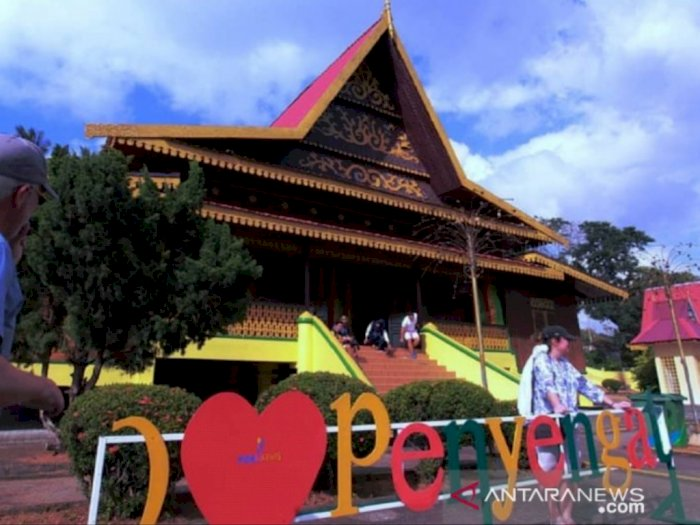 Festival Palu Penyengat Ditunda Akibat Virus Corona