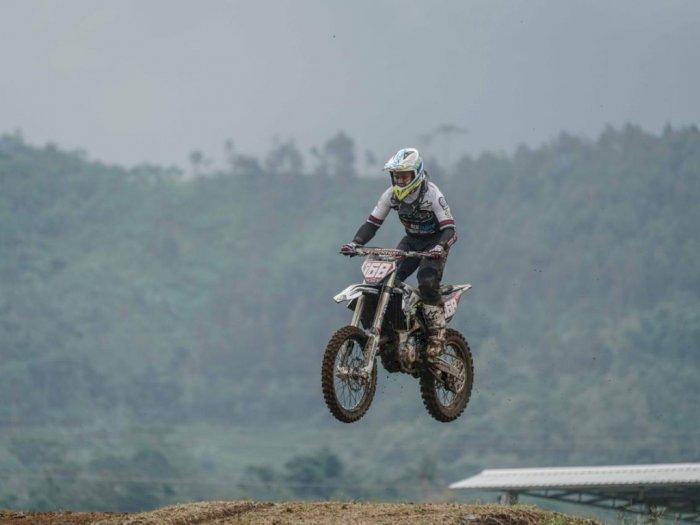 OneSixEight Ikut Kejuaraan Dunia Motocross, Ini Kata Littarahma
