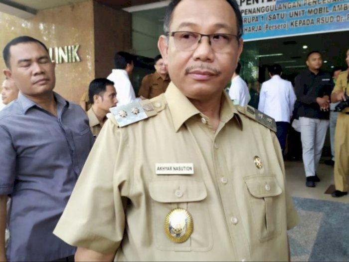 Baru Kembali dari Jakarta, Plt Walikota Medan Periksa Kesehatannya