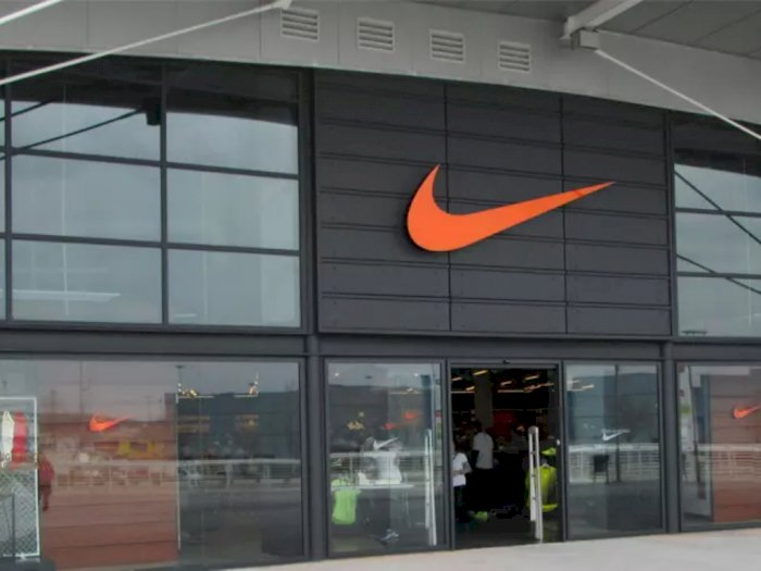 Dampak Virus Corona, Nike Tutup Semua Gerai di Amerika Serikat