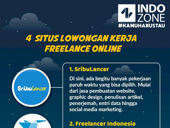 4 Situs Lowongan Kerja Freelance Online