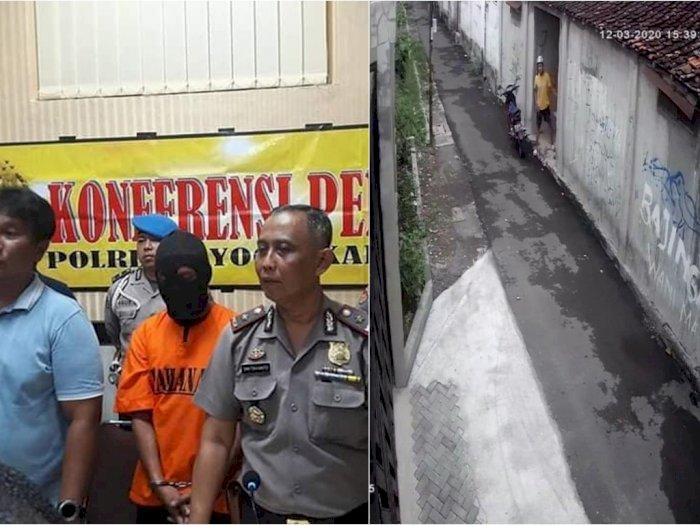 Polisi Amankan Pelaku Pelecehan Seksual Anak 5 Tahun di Jogja