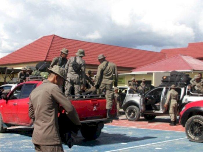Satgas Nemangkawi Tembak Mati 4 Anggota KKB di Papua