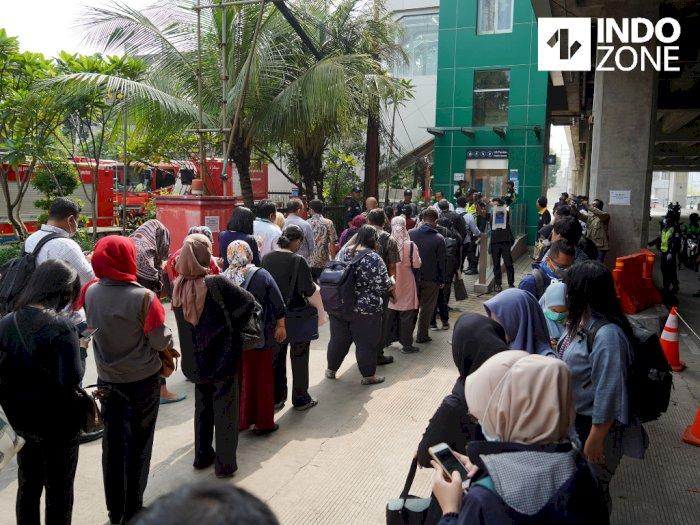 Besok, Layanan MRT Jakarta Kembali Normal