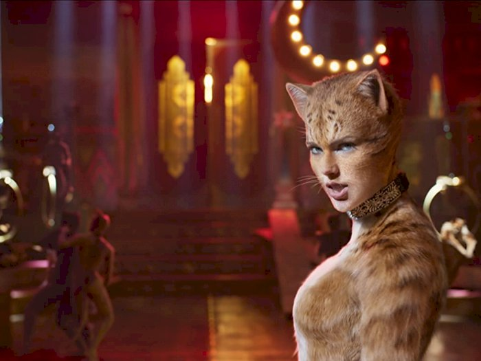"Film Musikal ""Cats"" Raih Penghargaan Film Terburuk 2019  Razzie Awards"