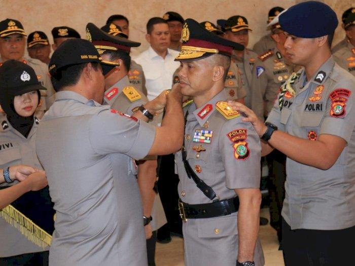 Brigjen Pol Hendro Pandowo Resmi Jabat Wakapolda Metro Jaya