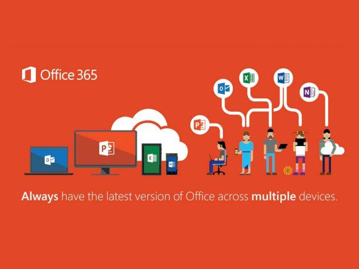 Ini Cara Menggunakan Layanan Office 365 di Saat Home Learning