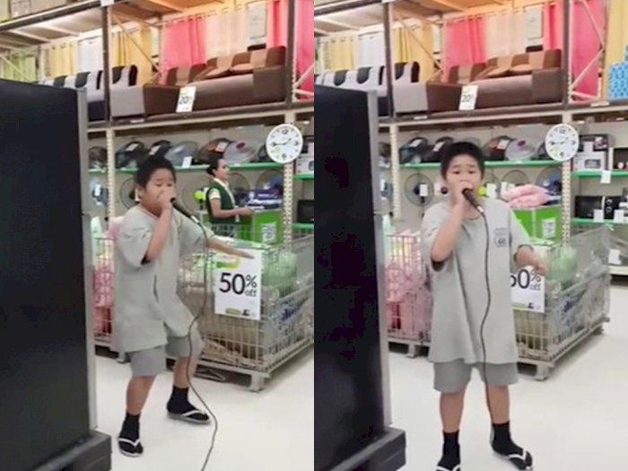 Skill Beatbox Bocah Ini Bikin Melongo!