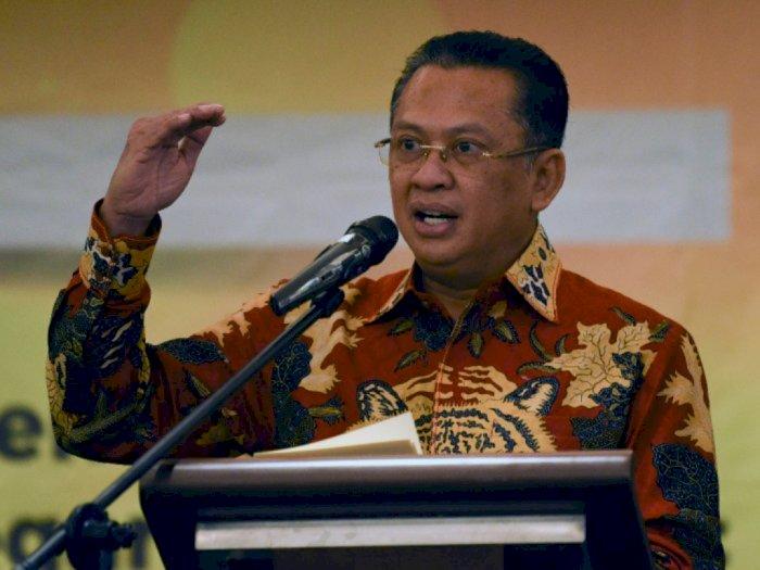 Pernah Hadir di Acara GPIB Bogor, Ketua MPR Klaim Negatif Corona