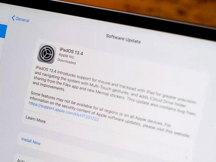 Apple Resmi Gulirkan iOS dan iPadOS 13.4, Apa Saja Sih Fitur Barunya?