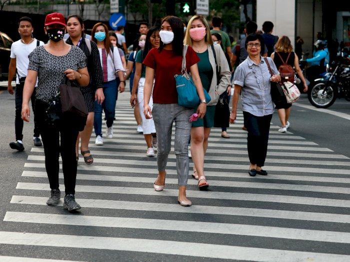 Filipina Larang Semua Warga Asing Masuk ke Negaranya