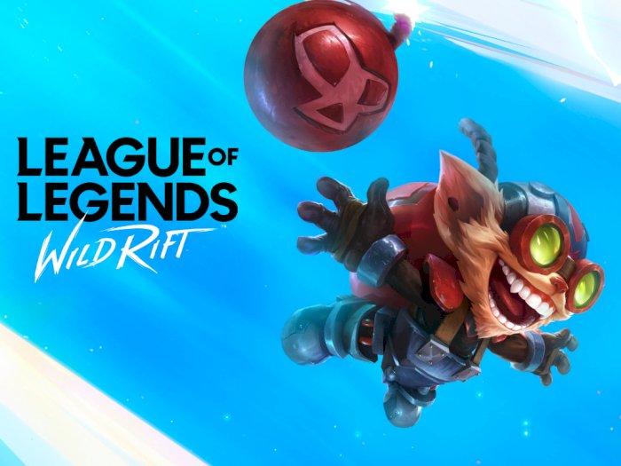 Riot Games Umumkan Informasi Terbaru Terkait League of Legends: Wild Rift