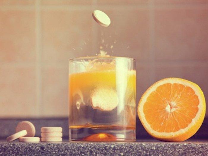 Penuhi Kebutuhan Vitamin Cuma dari Suplemen, Sehat Nggak Sih?