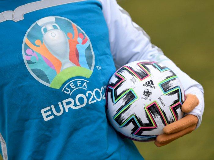 Sempat Ingin Diubah, UEFA Kini Ralat Pernyataannya Soal Nama Euro 2020