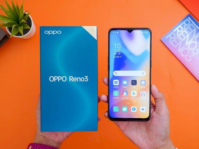 Ludes Dipesan, Oppo Buka Tahap Pre-Order Kedua dari Smartphone Reno3!